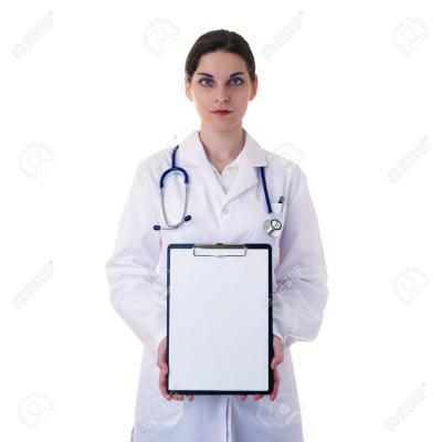 Moda para profissionais da saúde (foto: internet)