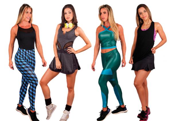 Moda fitness: estilos que Estão Bombando nas Academias (Foto: internet)